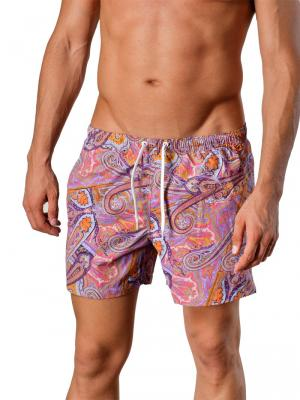 Geronimo Swim Shorts, Item number: 1405p1 Purple, Color: Multi, photo 1