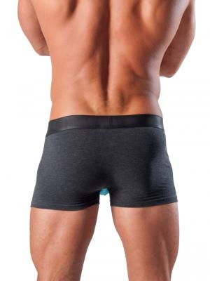 Boxair Boxers, Item number: Boxer Trunk Graphite, Color: Grey, photo 4