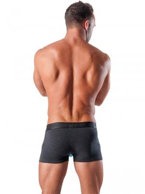 Boxair Boxers, Item number: Boxer Trunk Graphite, Color: Grey, photo 5