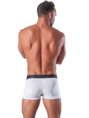 Boxair Boxers, Item number: Boxer Trunk White, Color: White, photo 5