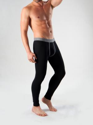 Geronimo Long Johns, Item number: 1265j6 Black, Color: Black, photo 3