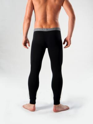 Geronimo Long Johns, Item number: 1265j6 Black, Color: Black, photo 4