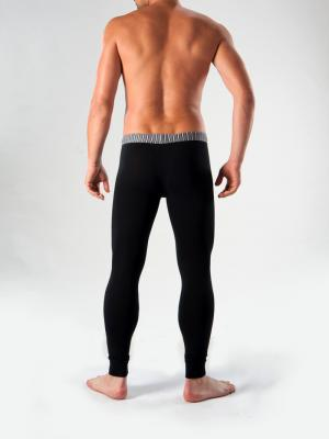 Geronimo Long Johns, Item number: 1265j6 Black, Color: Black, photo 5