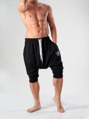 Geronimo Lounge Pants, Item number: 1277lp2 Black, Color: Black, photo 3