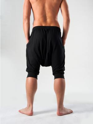 Geronimo Lounge Pants, Item number: 1277lp2 Black, Color: Black, photo 4