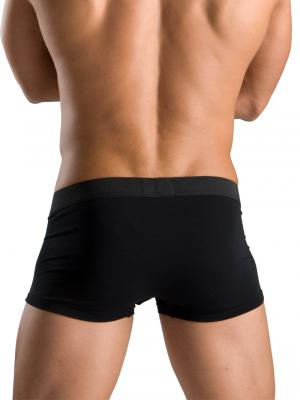 Geronimo Boxers, Item number: 1051b1 Boxer Brief Black, Color: Black, photo 4