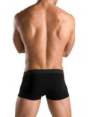 Geronimo Boxers, Item number: 1051b1 Boxer Brief Black, Color: Black, photo 5