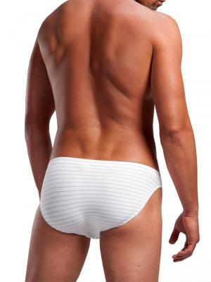 Geronimo Briefs, Item number: 7804s2 White Brief, Color: White, photo 4