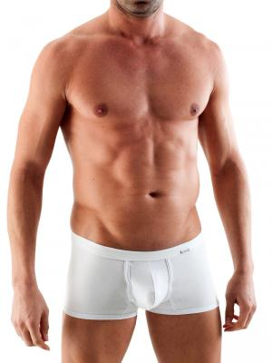 Geronimo Boxers, Item number: 1352b1 Boxer Brief White, Color: White, photo 2