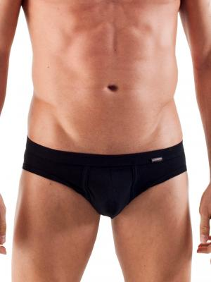 Geronimo Briefs, Item number: 1352s2 Brief Black, Color: Black, photo 1