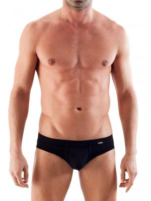 Geronimo Briefs, Item number: 1352s2 Brief Black, Color: Black, photo 2
