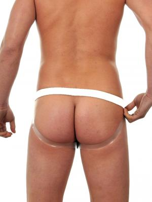 Geronimo Jockstraps, Item number: 1267ss0 White, Color: White, photo 1