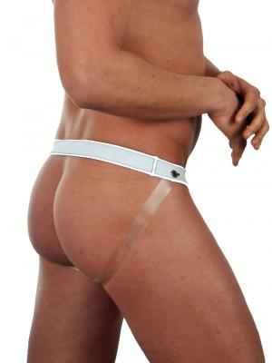 Geronimo Jockstraps, Item number: 1267ss0 White, Color: White, photo 3