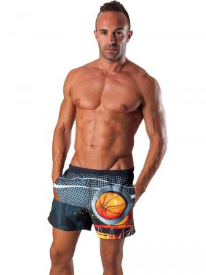 Geronimo Swim Shorts, Item number: 1533p1 Swimming Shorts, Color: Multi, photo 2