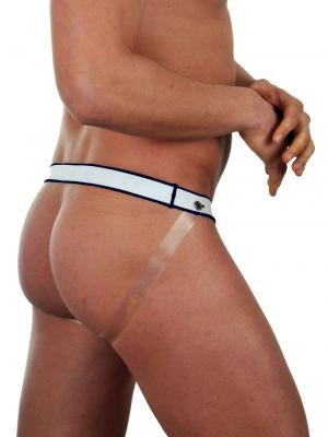 Geronimo Jockstraps, Item number: 1267ss0 Navy Blue, Color: Blue, photo 3