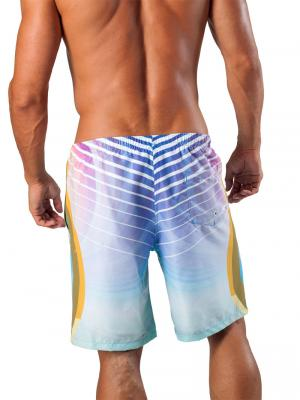 Geronimo Board Shorts, Item number: 1553p4 Light Boardshort, Color: Multi, photo 6
