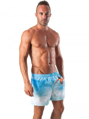 Geronimo Swim Shorts, Item number: 1531p1 Swimming Shorts, Color: Multi, photo 2