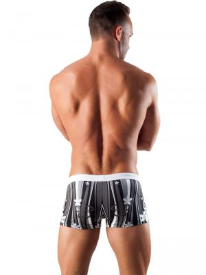Geronimo Boxers, Item number: 1503b1 Black Swim Trunk, Color: Black, photo 5