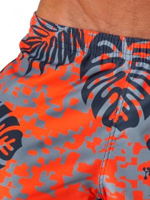 Geronimo Swim Shorts, Item number: 1502p1 Orange Swim Short, Color: Orange, photo 3