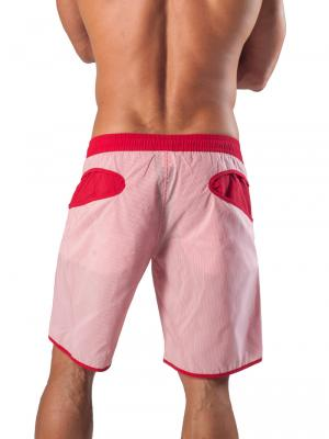 Geronimo Board Shorts, Item number: 1540p4 Red Boardshort, Color: Red, photo 5