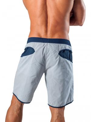 Geronimo Board Shorts, Item number: 1540p4 Navy Boardshort, Color: Blue, photo 6