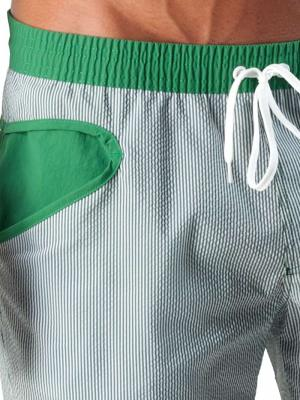 Geronimo Board Shorts, Item number: 1540p4 Green Boardshort, Color: Green, photo 4