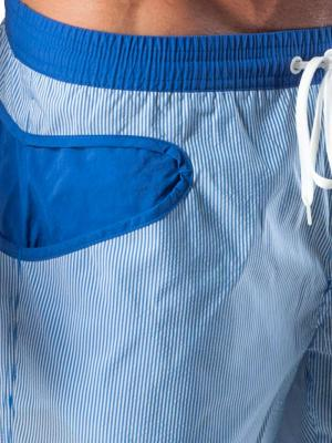 Geronimo Board Shorts, Item number: 1540p4 Blue Boardshort, Color: Blue, photo 4