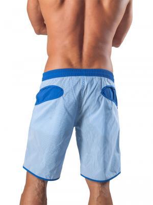 Geronimo Board Shorts, Item number: 1540p4 Blue Boardshort, Color: Blue, photo 5
