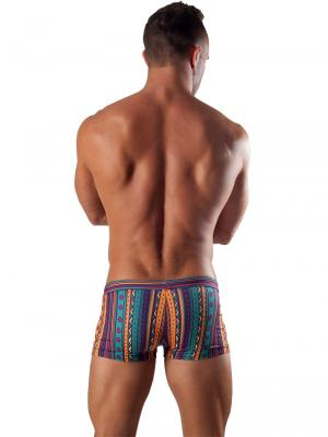 Geronimo Boxers, Item number: 1509b1 Party Swim Trunk, Color: Multi, photo 5