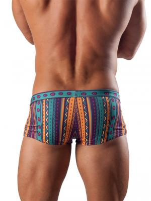 Geronimo Square Shorts, Item number: 1509b2 Party Swim Hipster, Color: Multi, photo 5