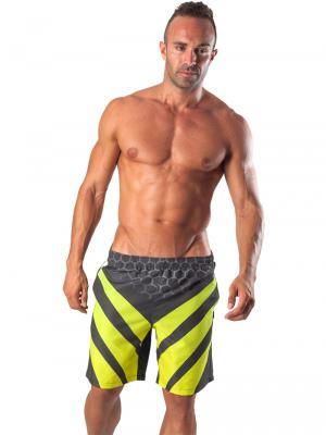 Geronimo Board Shorts, Item number: 1563p4 Boardshorts, Color: Black, photo 2