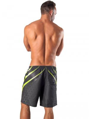 Geronimo Board Shorts, Item number: 1563p4 Boardshorts, Color: Black, photo 5