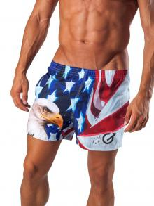 Swim Shorts, Geronimo, Item number: 1532p1 Eagle Swim Short