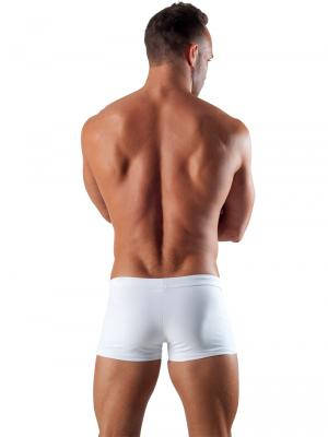 Geronimo Boxers, Item number: 1516b1 White Swim Trunk, Color: White, photo 5