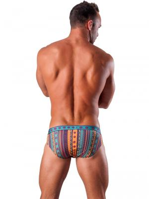 Geronimo Briefs, Item number: 1509s2 Party Swim Brief, Color: , photo 5