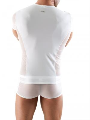 Geronimo T shirt, Item number: 1360t3 White T-shirt, Color: White, photo 2