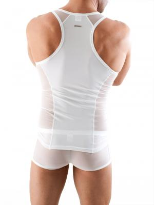 Geronimo Tank top, Item number: 1360t1 White Tank top, Color: White, photo 2