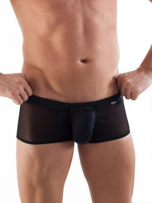 Geronimo Boxers, Item number: 1361b2 Black Reveal Boxer, Color: Black, photo 4