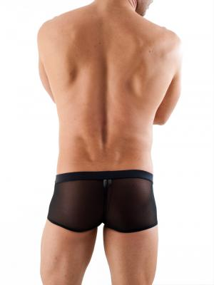 Geronimo Boxers, Item number: 1361b2 Black Reveal Boxer, Color: Black, photo 10