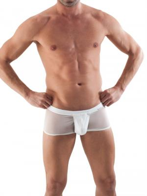Geronimo Fetish, Item number: 1361b2 White Reveal Boxer, Color: White, photo 5