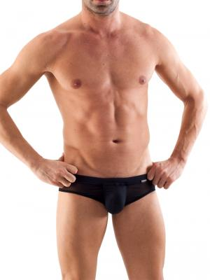 Geronimo Briefs, Item number: 1361s2 Black Reveal Brief, Color: Black, photo 4