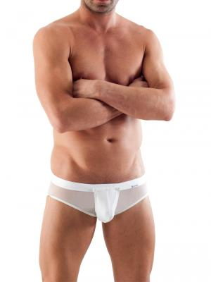Geronimo Fetish, Item number: 1361s2 White Reveal Brief, Color: White, photo 4