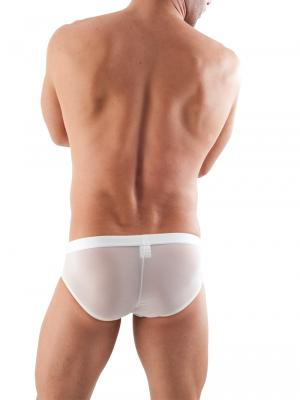 Geronimo Fetish, Item number: 1361s2 White Reveal Brief, Color: White, photo 8