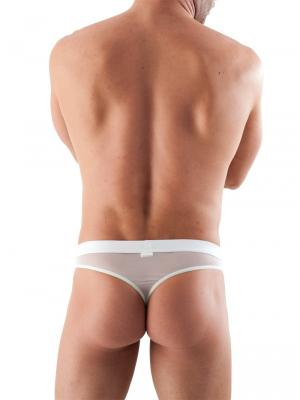 Geronimo Thongs, Item number: 1361s9 White Reveal Thong, Color: White, photo 7