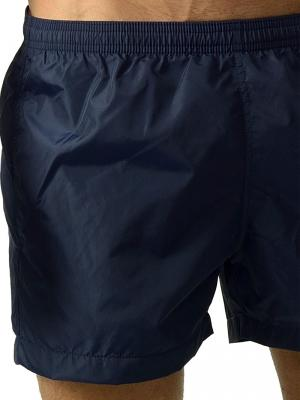 Geronimo Swim Shorts, Item number: 1605p1 Black Swim Shorts, Color: Black, photo 3