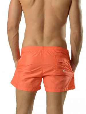 Geronimo Swim Shorts, Item number: 1605p1 Orange Swim Shorts, Color: Orange, photo 4