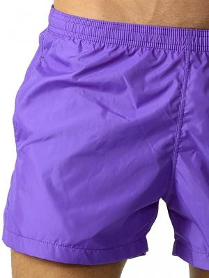 Geronimo Swim Shorts, Item number: 1605p1 Purple Swim Shorts, Color: Purple, photo 3