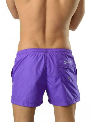 Geronimo Swim Shorts, Item number: 1605p1 Purple Swim Shorts, Color: Purple, photo 4
