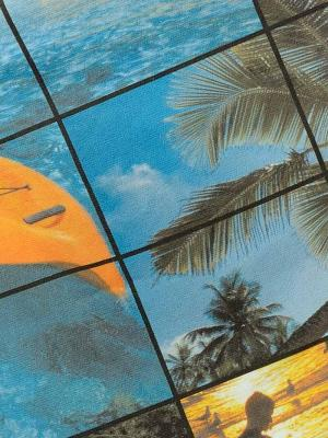 Geronimo Beach Towels, Item number: 1604x1 Tropical Beach Towel, Color: Multi, photo 2