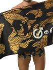 Geronimo, 1609x1 Black Koi Fish Towel